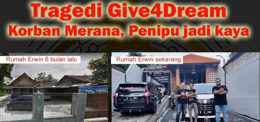 tragedi give4dream